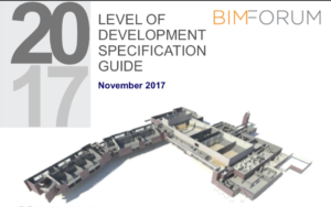 Level Of Development Specification Guide