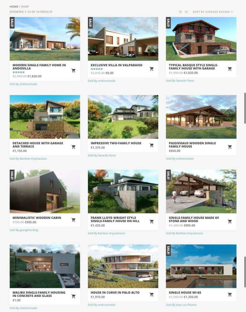 stoor architecture marketplace