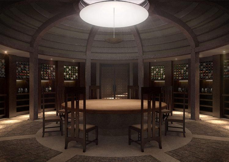 Wine Cava Main Room