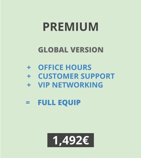 Global Architect - Pricing Premium Full Equip Version