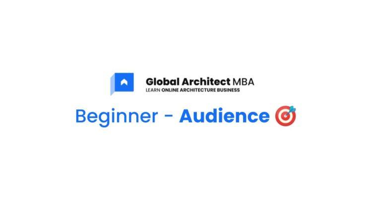 Global Architect - Thumbnails Blue Beginner Audience
