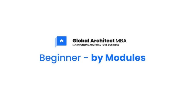 Global Architect - Thumbnails Blue Beginner by Modules